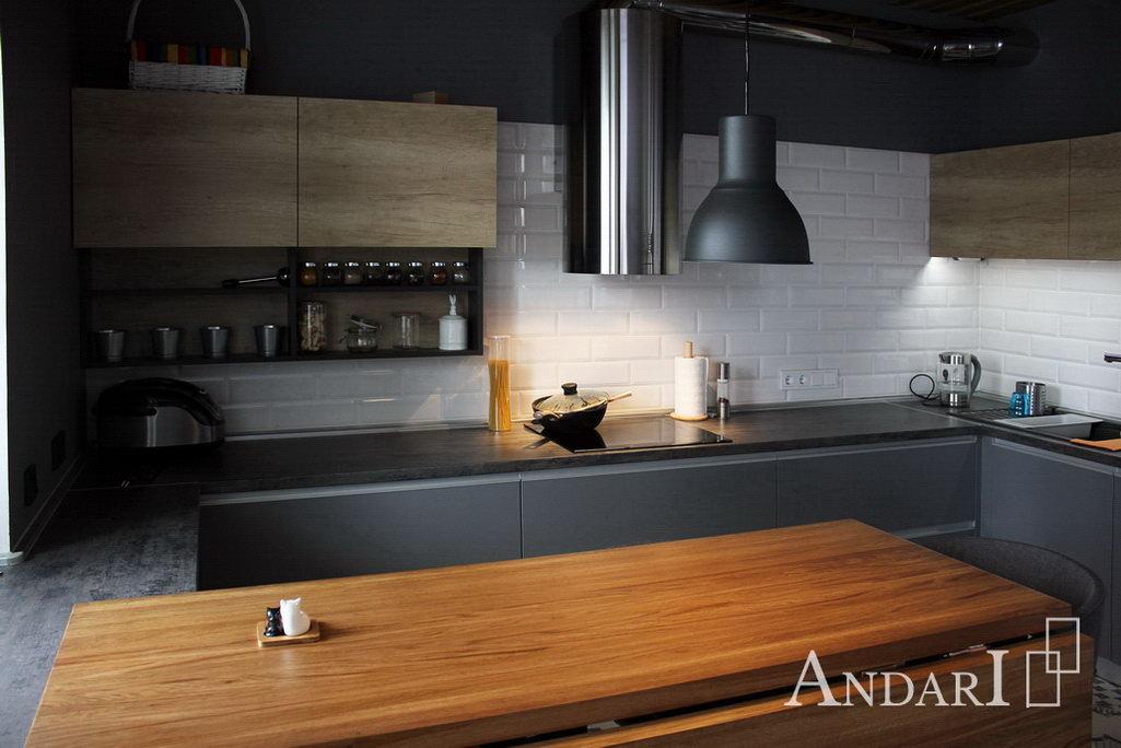 кухня лофт Андари