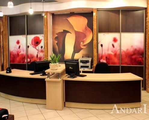 Офисная мебель под заказ Андари