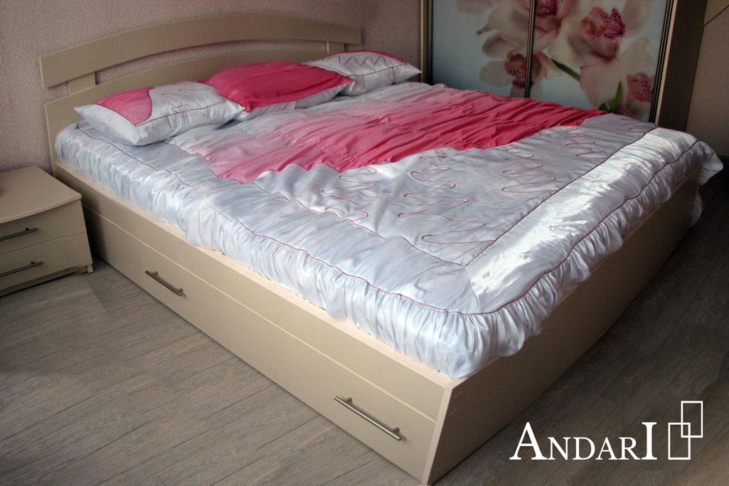 """Набор мебели для спальни """"Орхидея"""" Андари"""