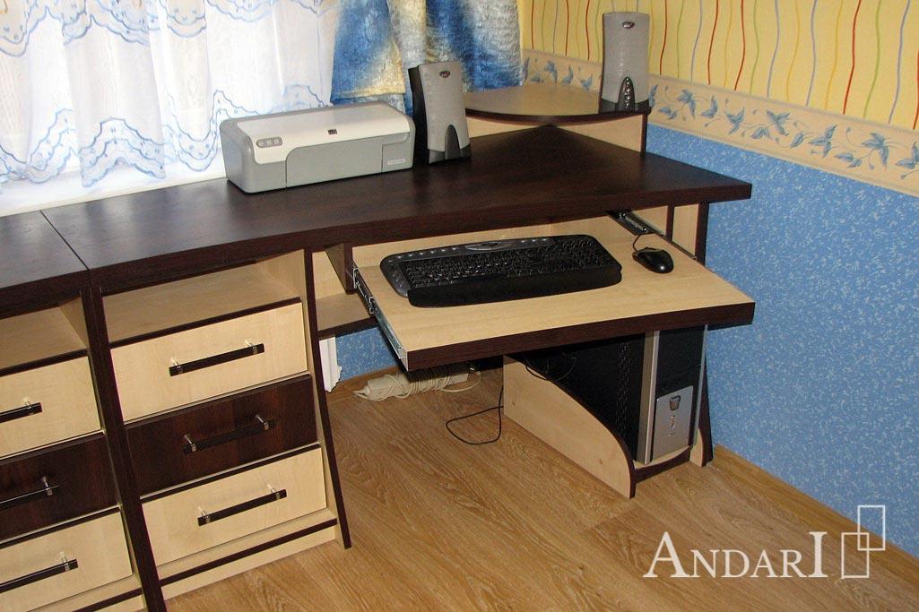 Выдвижная полка для клавиатуры - Андари