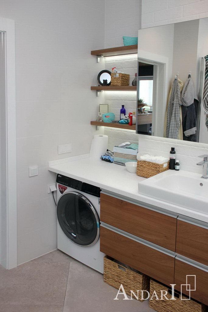 Андари: мебель для ванной комнаты