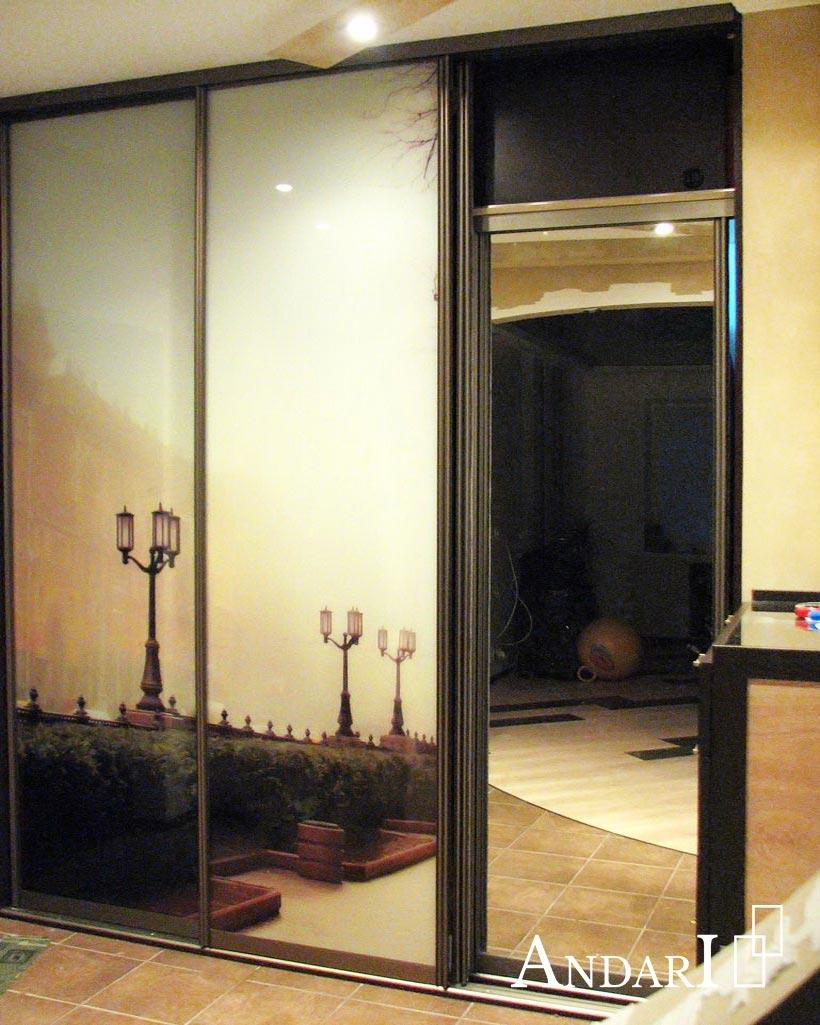 Зеркало внутри шкафа-купе - Андари