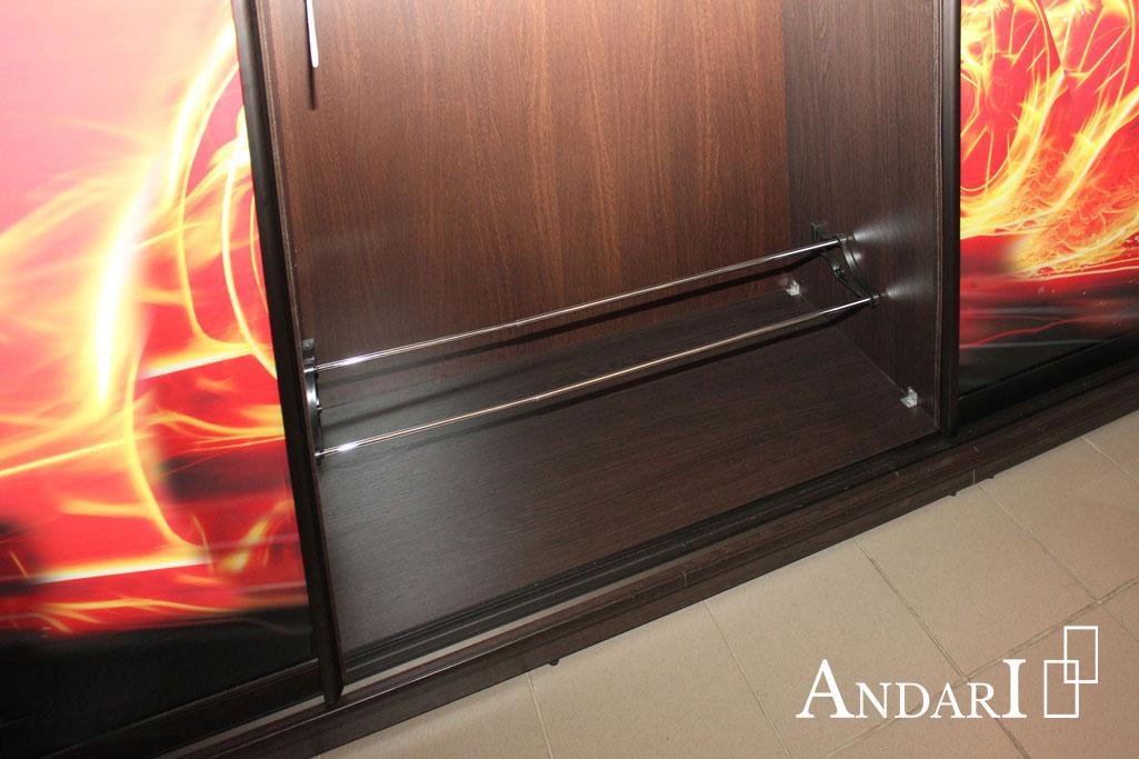 Наполнение шкафа-купе: полка для обуви GTV - Андари