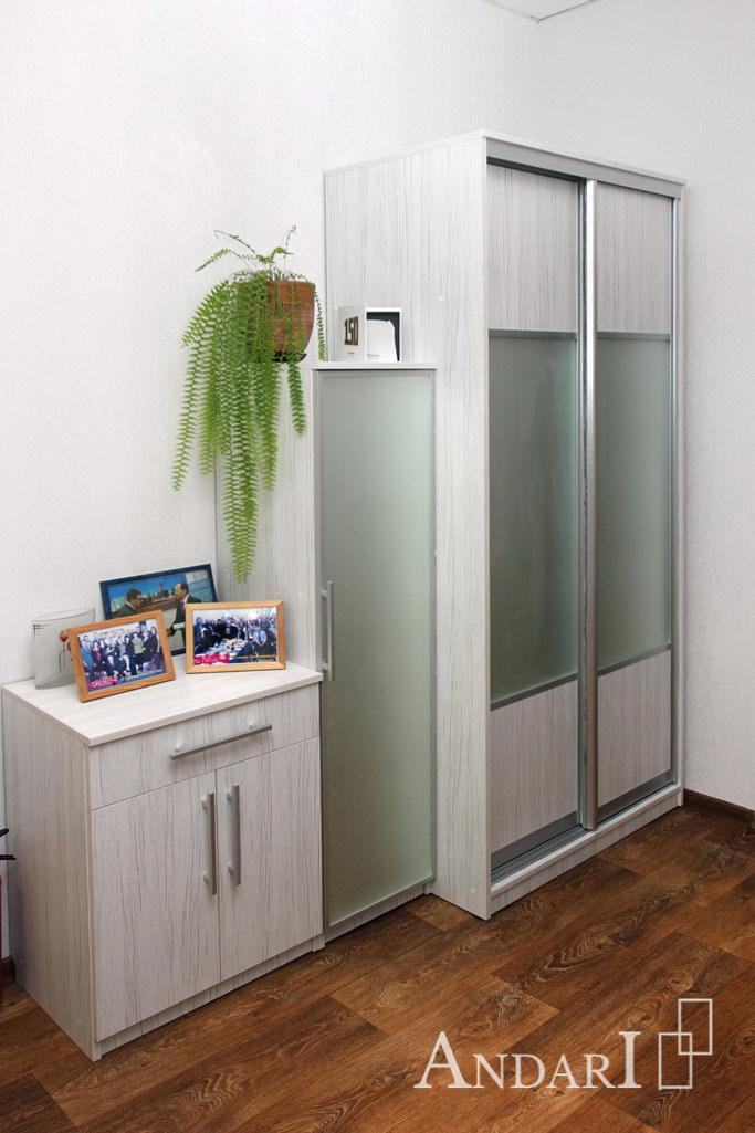 Офисные шкафы для одежды и документов - Андари