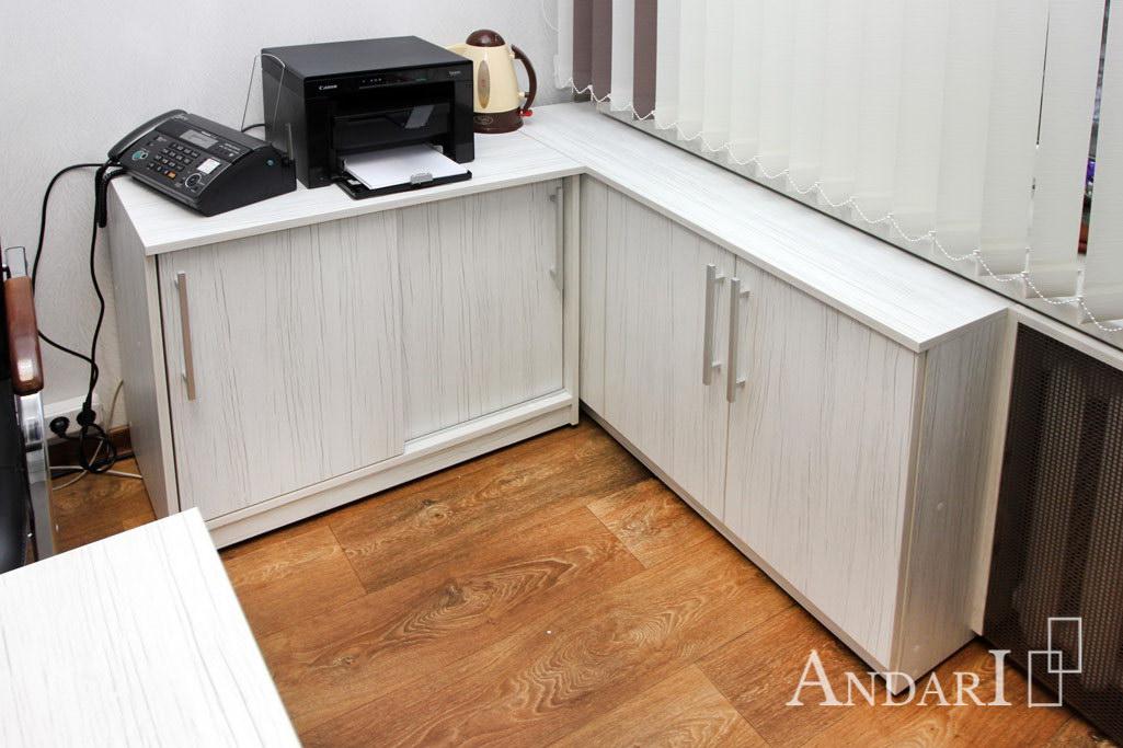 угловая тумба офисная мебель Андари
