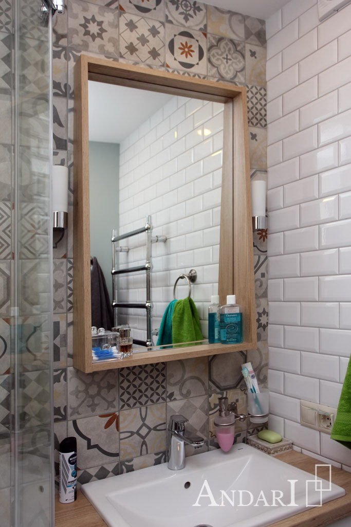 Зеркало для душевой Андари