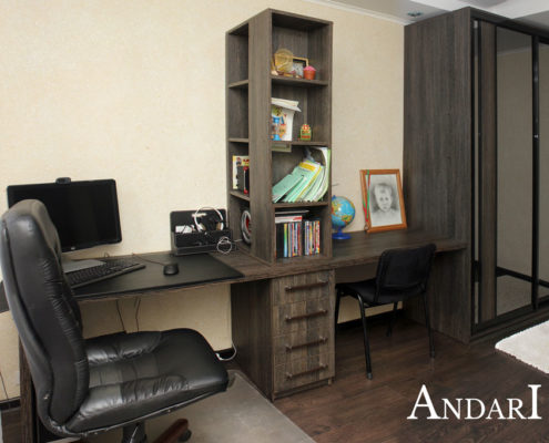 Детская комната для двух мальчиков - Андари