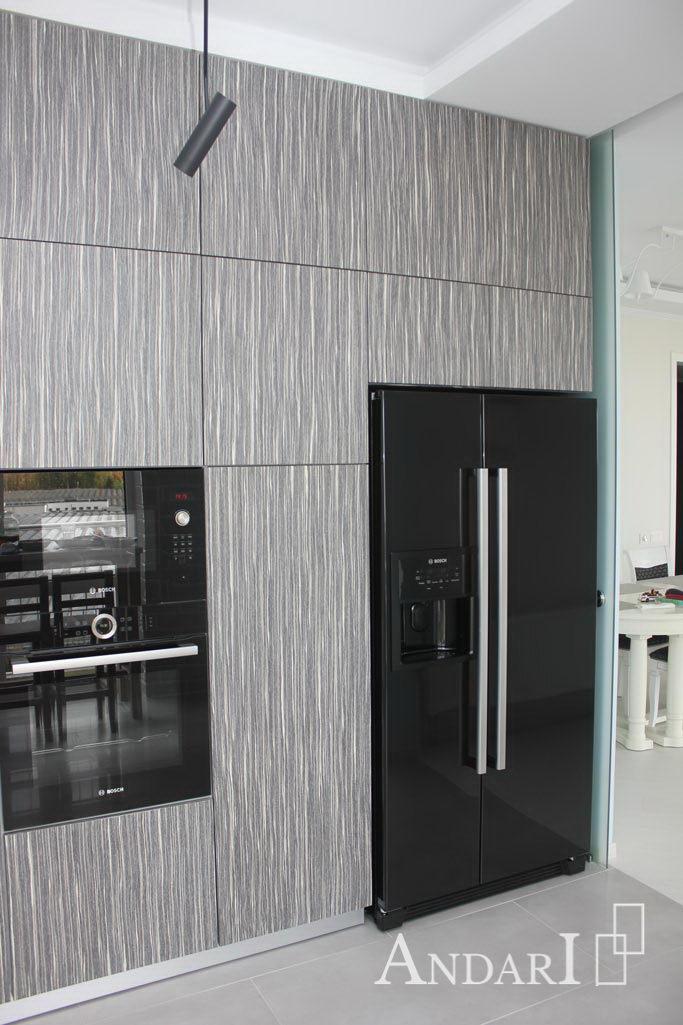 Холодильник в нише - Андари