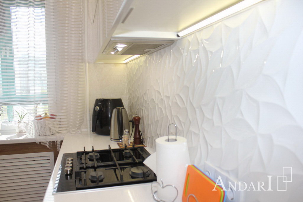 Угловая кухня Андари