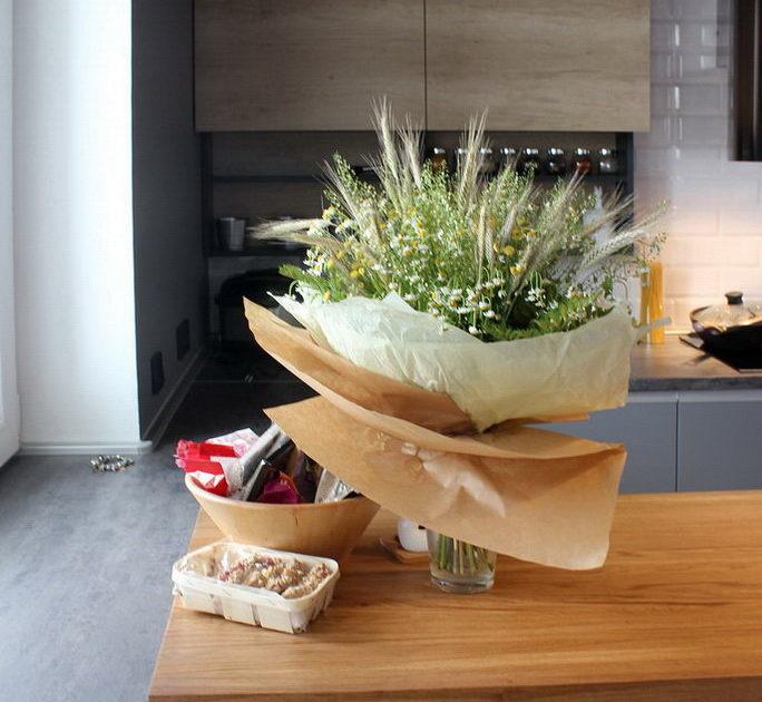 Угловые кухни лофт - Андари