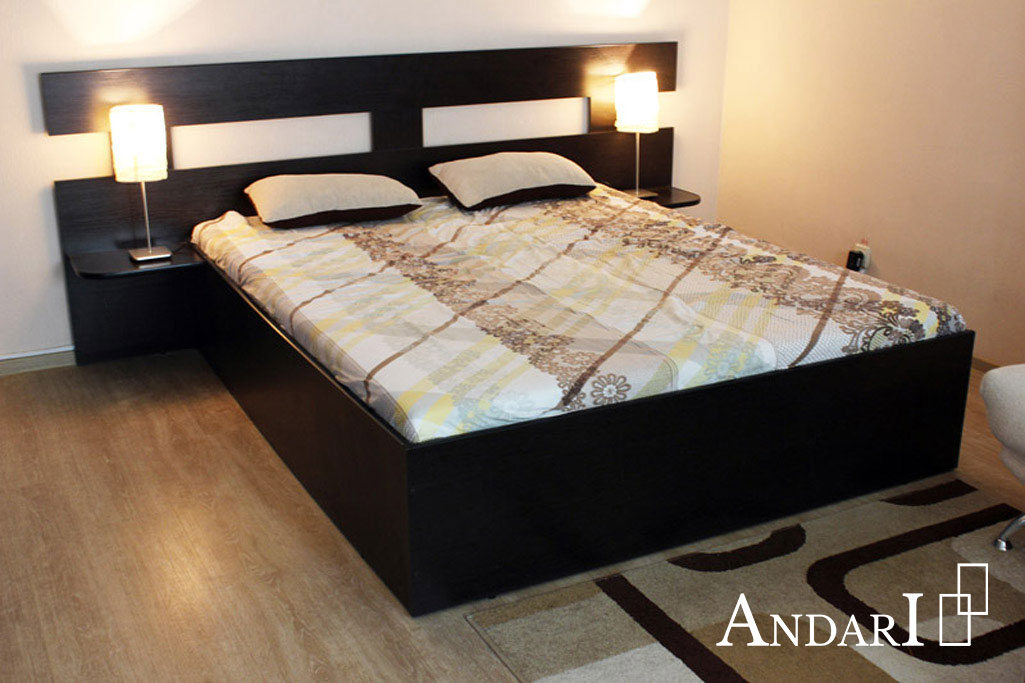 Кровать с прикроватными столиками - Андари