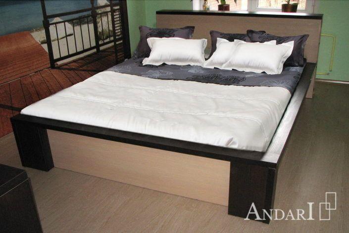Кровать с выдвижными ящиками - Андари