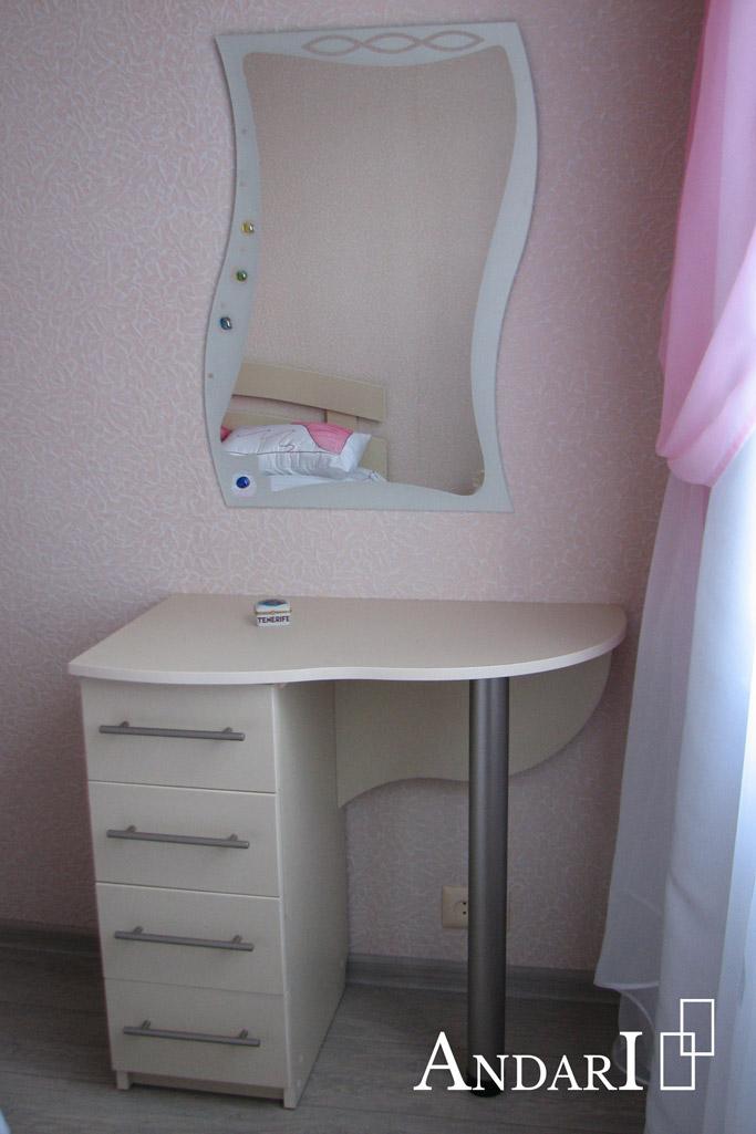 Туалетный столик в спальне - Андари
