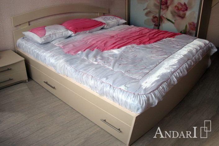 """Набор мебели для спальни """"Орхидея"""" - Андари"""
