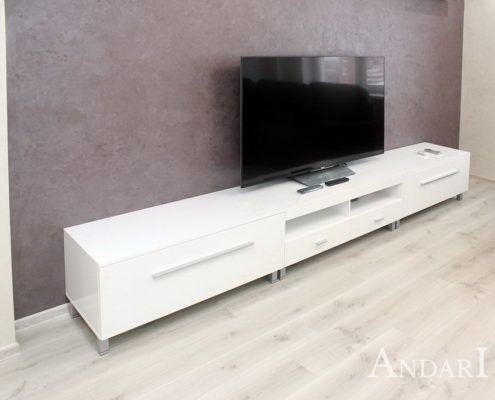 Тумба под ТВ в гостиной - Андари
