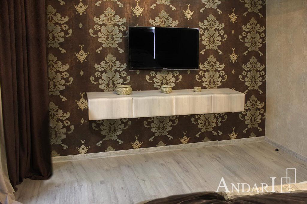 Подвесная тумба под ТВ - Андари