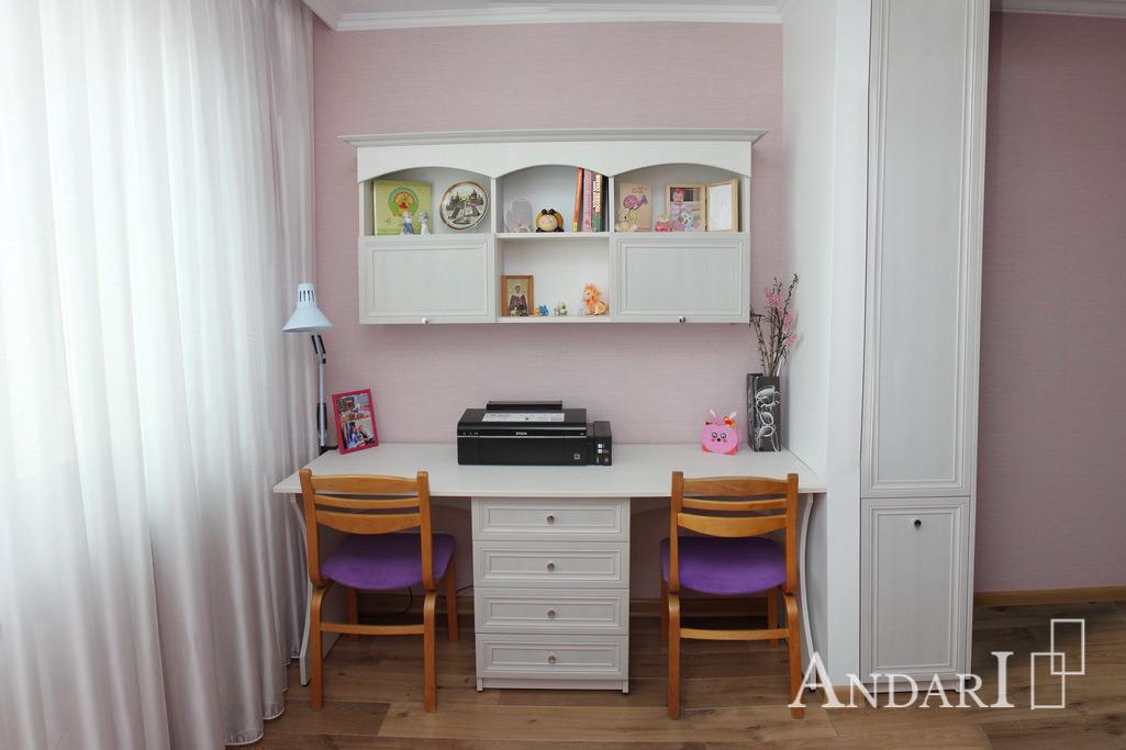 Рабочий стол для двоих детей - Андари