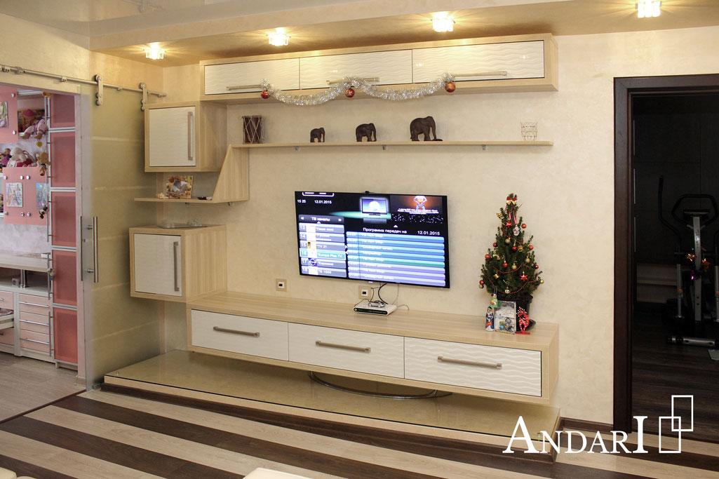 Светлая мебель для гостиной - Андари
