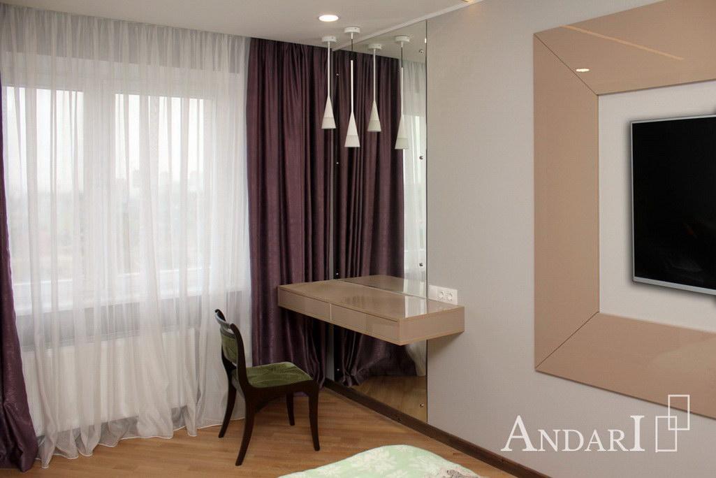 Мебель для спальни из пластика - Андари