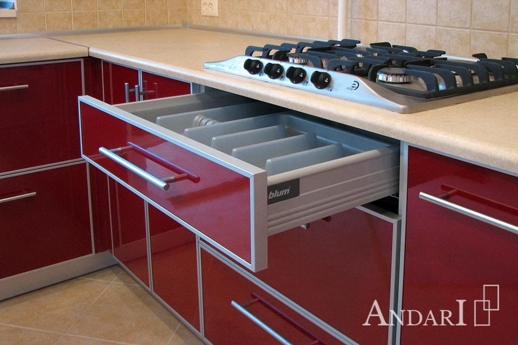 Ящик Tandembox Plus Blum для столовых приборов - Андари