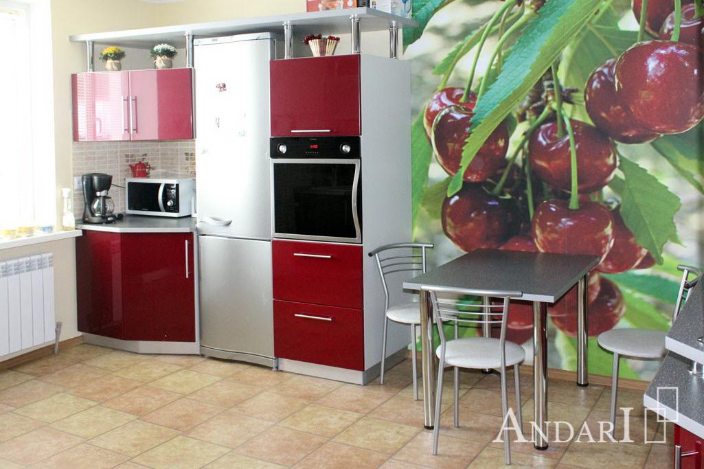Обеденная зона и пенал на кухне - Андари