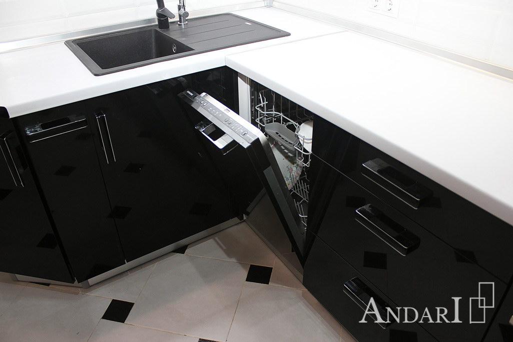 Встроенная посудомоечная машина 450 мм - Андари