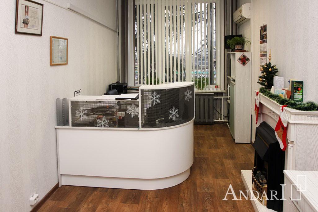 Офисная мебель для приемной ресепшн - Андари