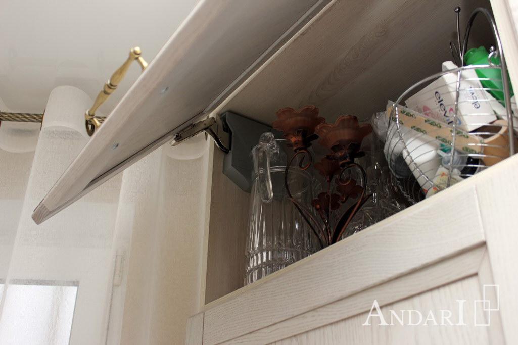 Подъемный механизм Aventos HK-S (Blum) на кухне - Андари