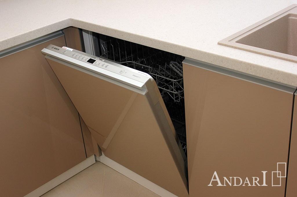 Посудомоечная машина с фасадом из акрила - Андари