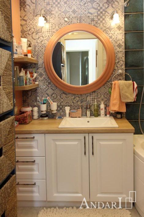 Андари: мебель для ванной