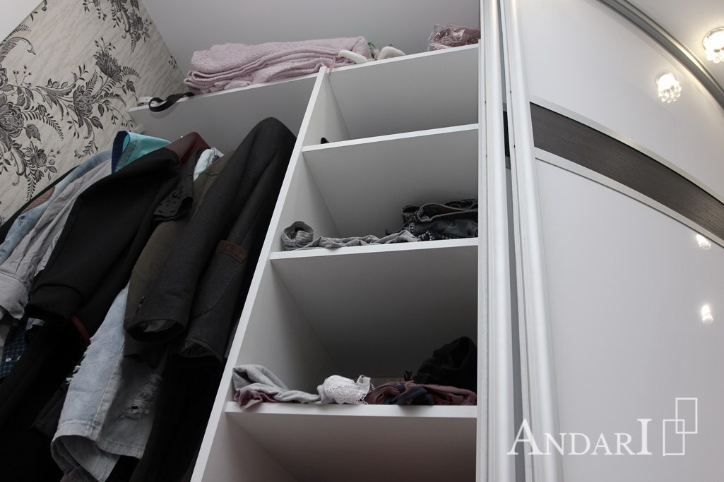 Наполнение шкафа-купе - Андари