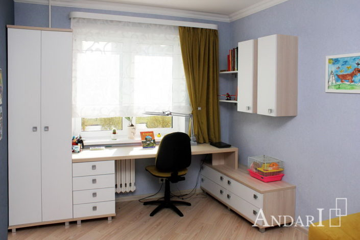 Детская комната для мальчика - Андари
