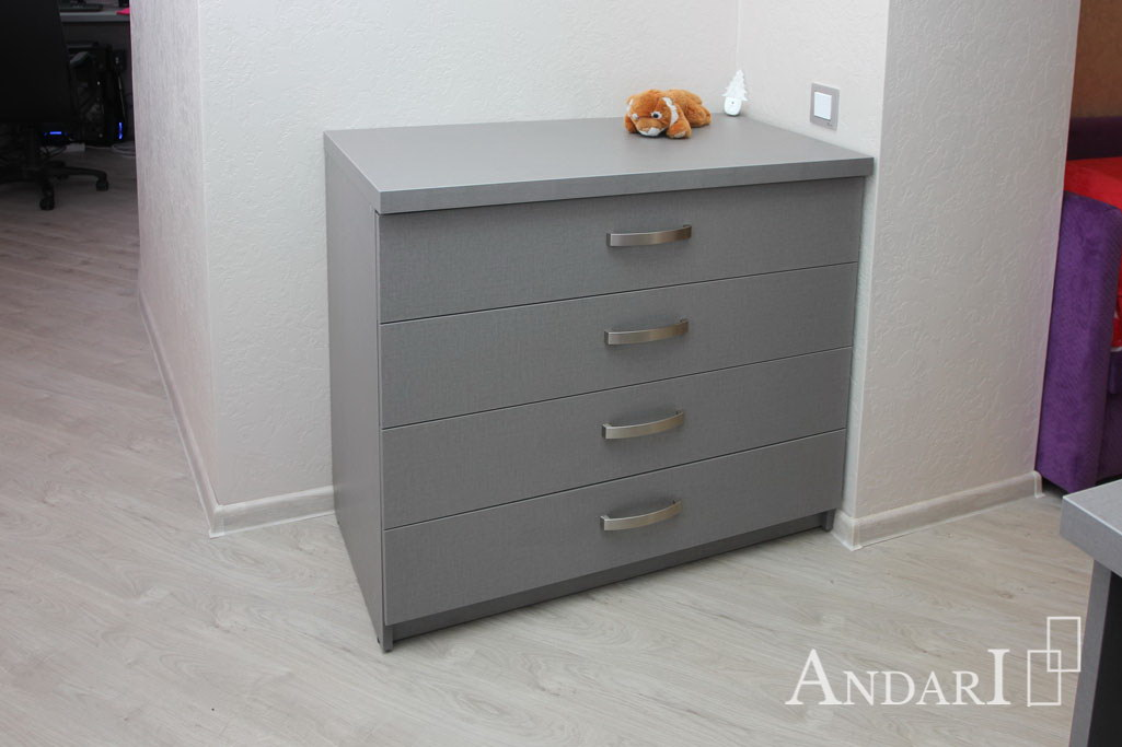 Комод в детской комнате - Андари