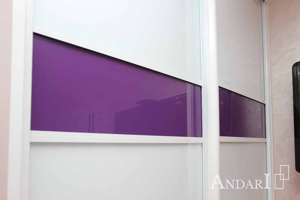 Вставки на дверях-купе - Андари