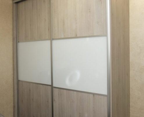 Двухдверный шкаф-купе в детской - Андари