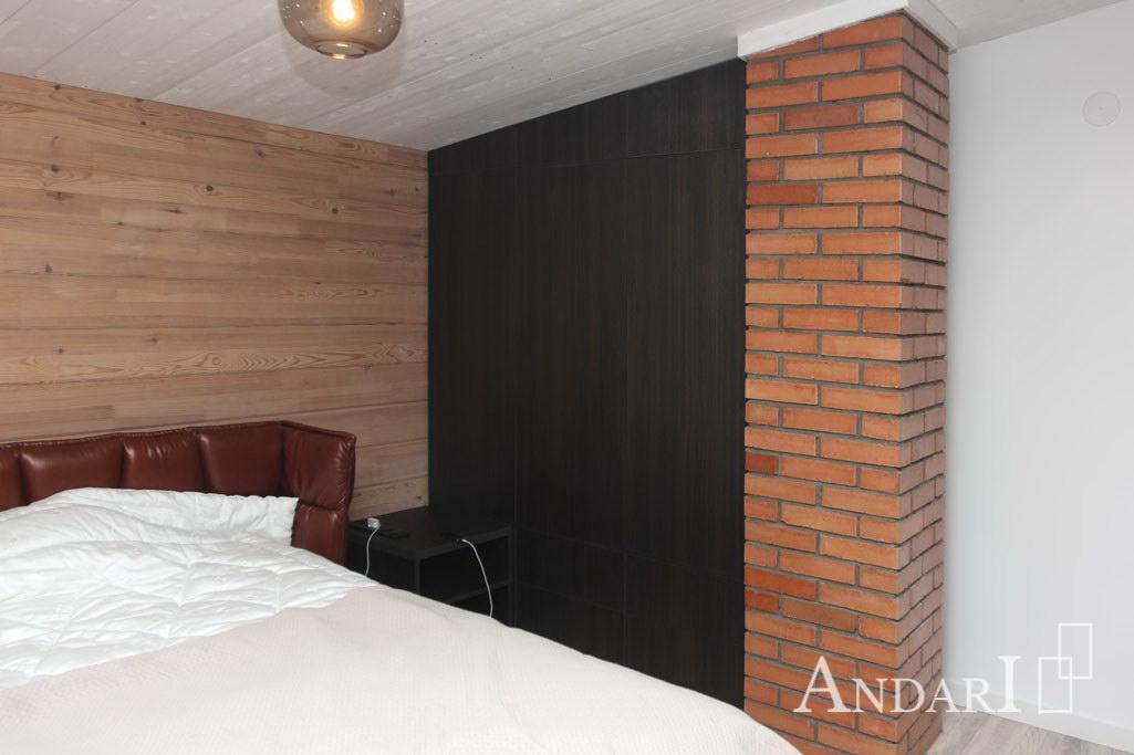 Спальня с распашным шкафом - Андари