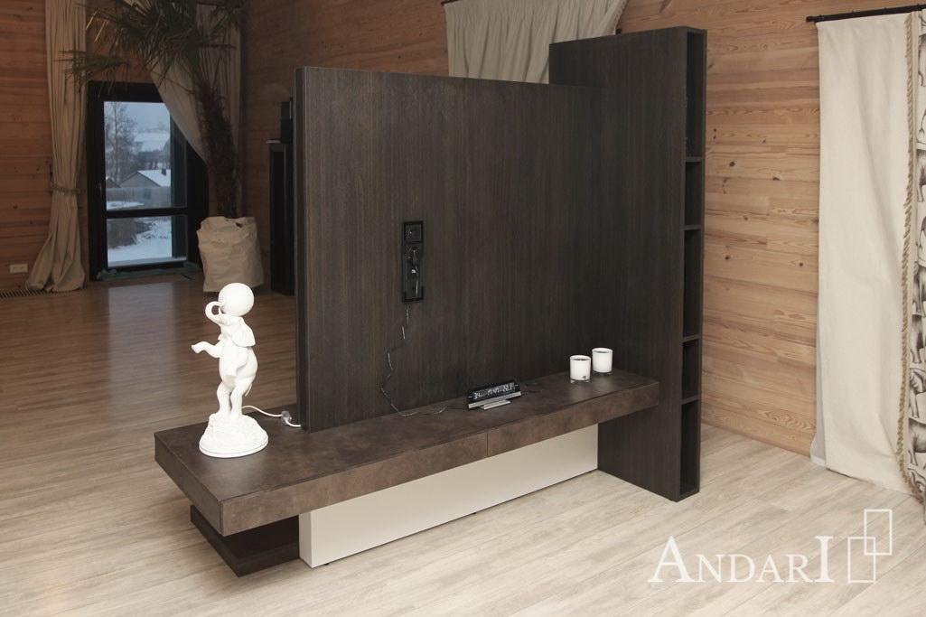 Стойка для телевизора в спальне - Андари
