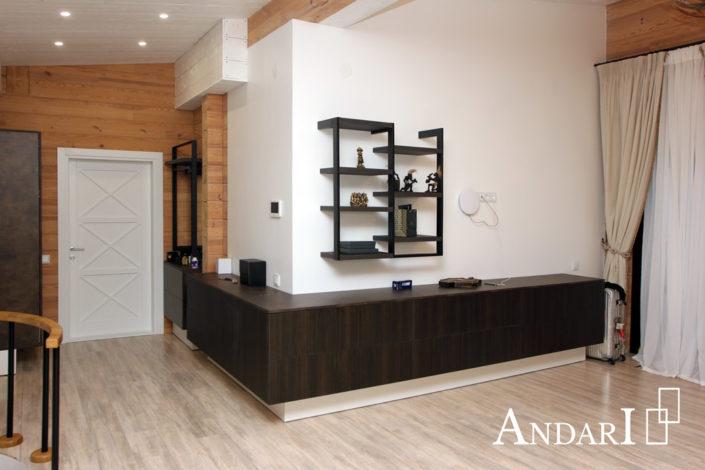 Прихожая в частном доме - Андари