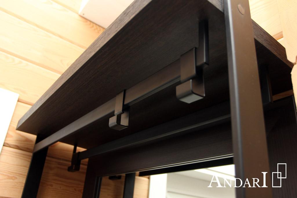 Металлический каркас с полимерным покрытием - Андари