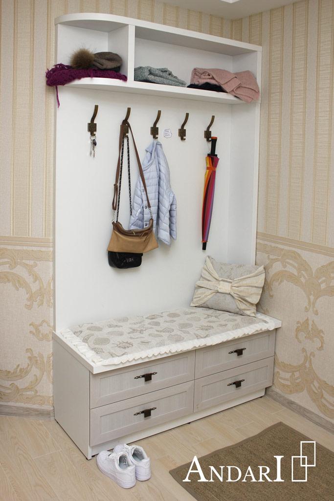 Вешалка для одежды в прихожей - Андари