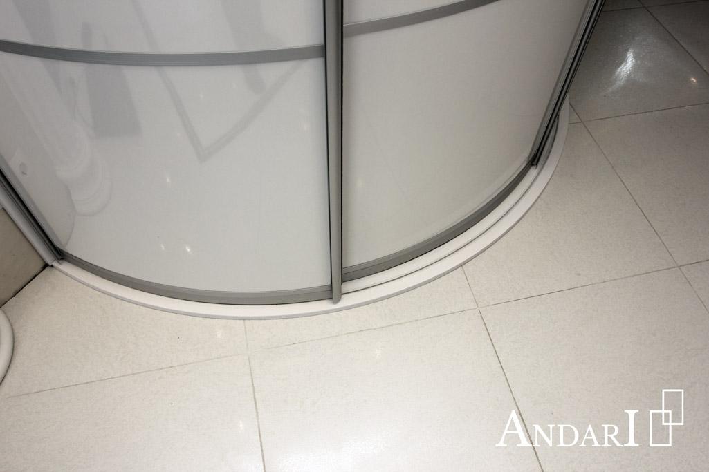 Радиусные двери-купе - Андари