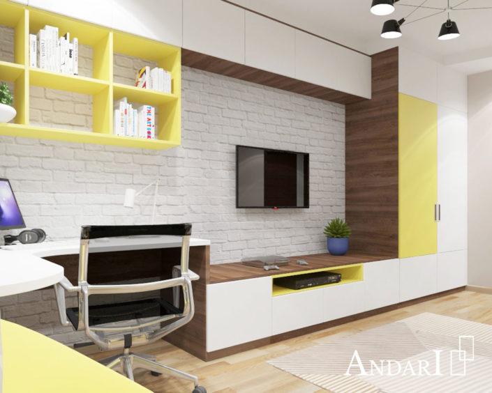 Детская комната для подростка - Андари