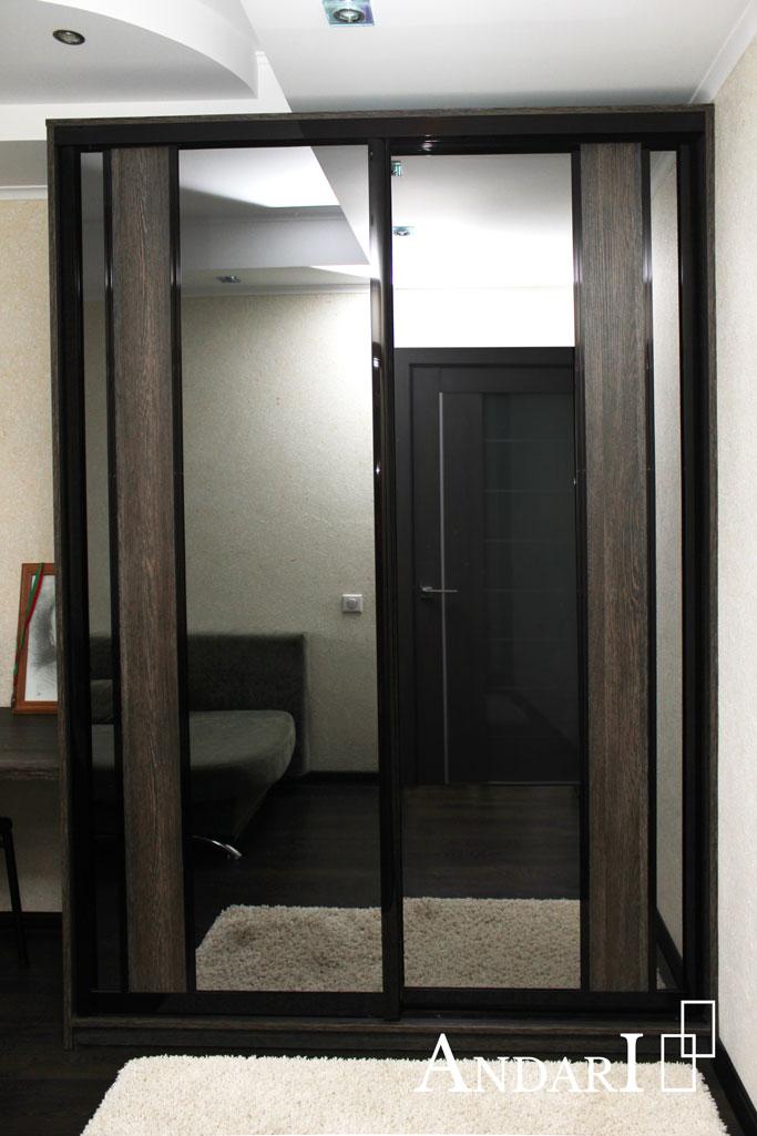 Детская комната для двух мальчиков: шкаф-купе - Андари